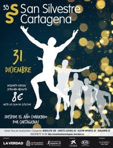 San Silvestre Cartagena 2016