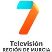 Logotipo 7 TV Región de Murcia