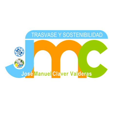 Logotipo Cátedra Trasvase y Sostenibilidad JOSÉ MANUEL CLAVER VALDERAS