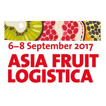 Logo Asia Fruit Logistica 2017