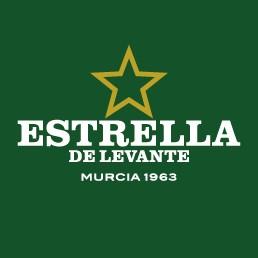 Logotipo estrella de levante