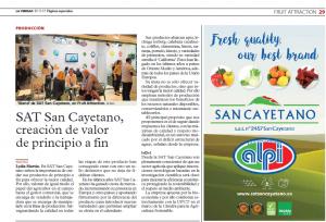 SC en Diario La Verdad