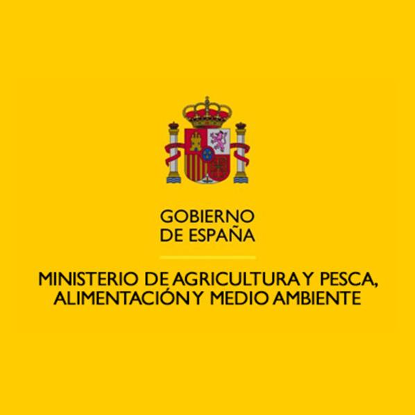 Logotipo Ministerio de Agricultura