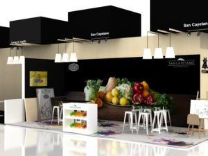 Stand de FRUIT ATTRACTION 2018