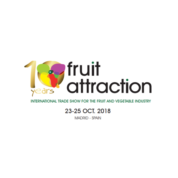 Logotipo de FRUIT ATTRACTION 2018